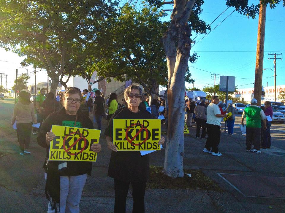 Lead Exide Kills Kids