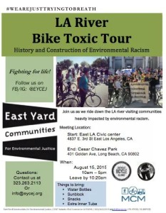 Bike Toxic Tour Flyer